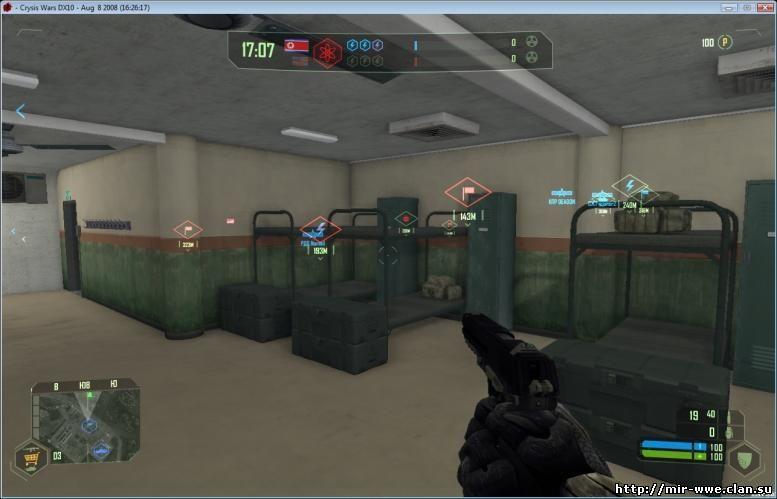 Crysis: Wars. Изменяйся, дерись, доминируй!