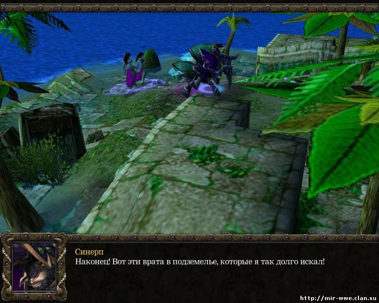 Скачать Warcraft 3 Evil Core через торрент